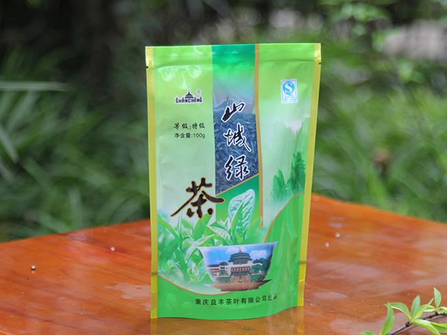 山城绿茶(YF-B-009)