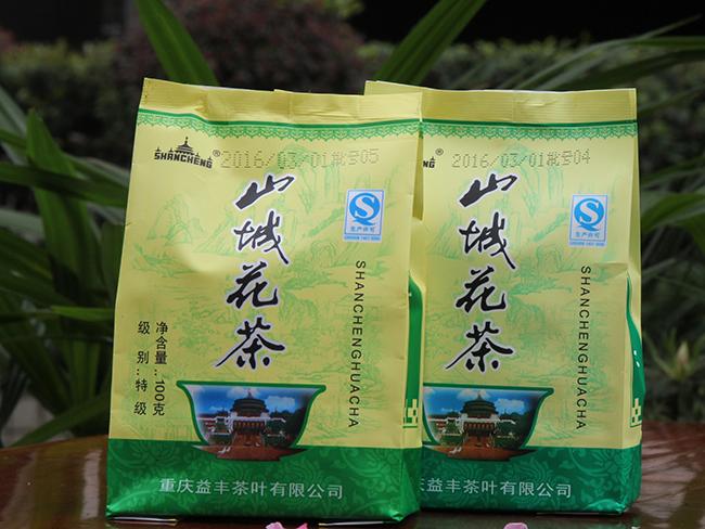 YF-1002重庆花茶